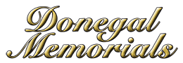 Donegal Memorials | Cavern Design Printing | Donegal Town