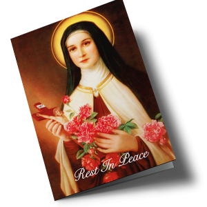 P115-St-Therese-of-Lisieux-Front